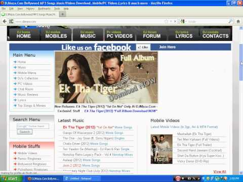 mp3 songs download from internet
