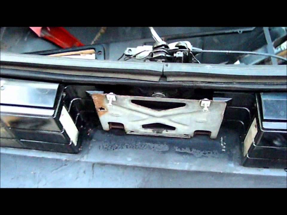 trunk close motor    pull down motor repair  camaro