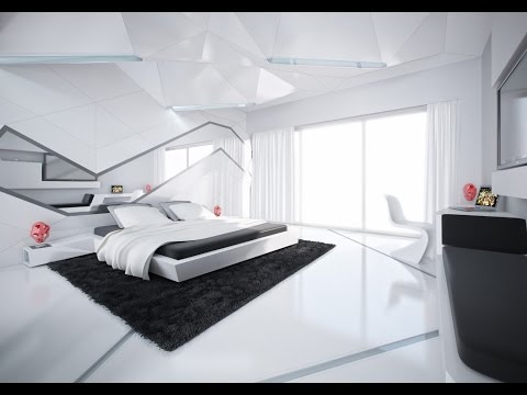 Most Black And White Bedroom Decor Ideas For A Super Chic