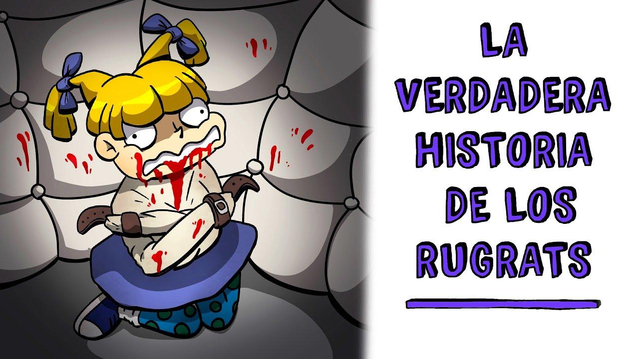 La verdadera historia de los Rugrats 🔪 Historia de Terror Draw My Life