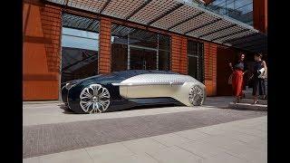 Renault EZ-ULTIMO : un robot-véhicule pour une expérience de mobilité premium