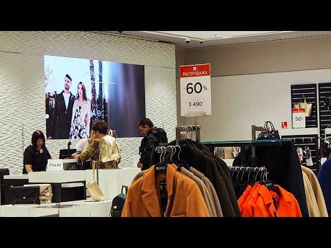 Видеоэкраны для магазина Снежная королева, г.Санкт-Петербург, Р3