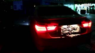 Winpower 2010-2013 Toyota Mark X / Reiz Tail Lamp