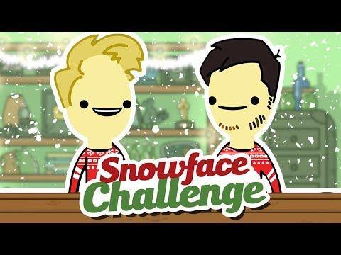 SNOWFACE CHALLENGE! - [Aflevering 136]
