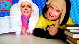 БАРБОСКИНЫ Перевоспитатели Новая серия Барбоскины на DiDiKa TV Веселые и интересные видео для детей