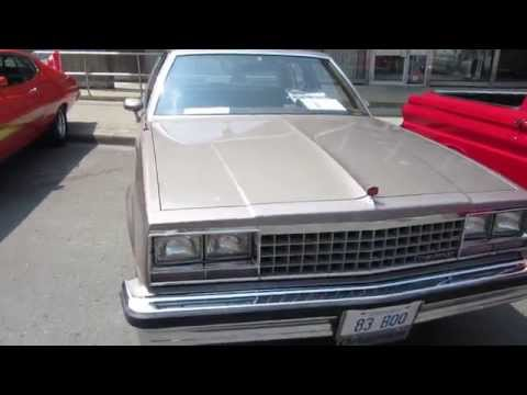 1983 Chevrolet Malibu - Mint and Original!