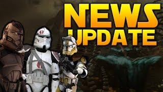 NEWS UPDATE: Clone Trooper Changes Coming & Devs Returning - Battlefront 2