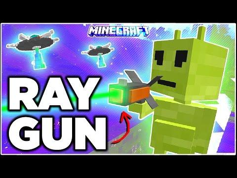 Aliens INVADE Minecraft