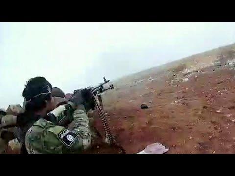 В Сирии вновь активизировались террористы.