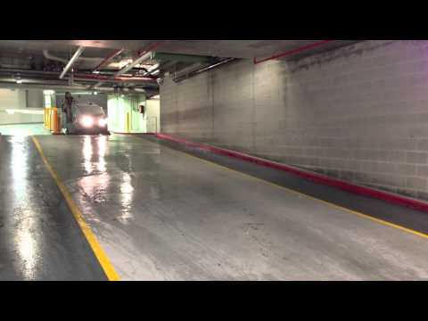 DTMF Car Park Cleaning