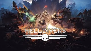 Uma Partida de HELLDIVERS™