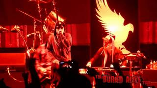 Hollywood Undead - Undead - Live @ Buried Alive Tour, Ft. Wayne, Indiana 11/30/2011