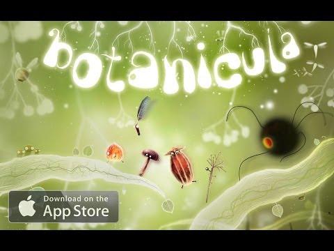 Botanicula ready for iPad on May 1