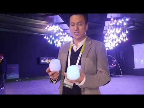 Mipow Smart LED Lights, LED Light Bluetooth Speaker, Solar Garden Light Content