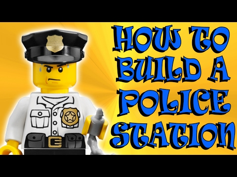 Fallout 4  (How to build a police station / with Mods)