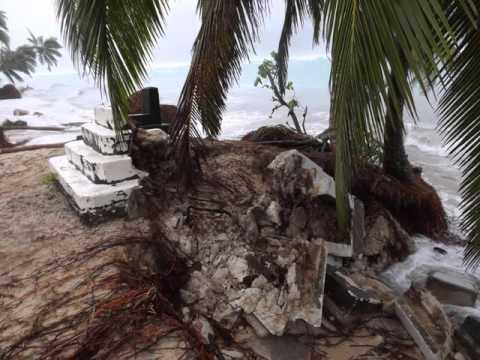 CYCLONE PAM (Tuvalu) 2015