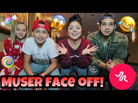 MUSICAL.LY COUPLE FACEOFF GONE WRONG!  ...