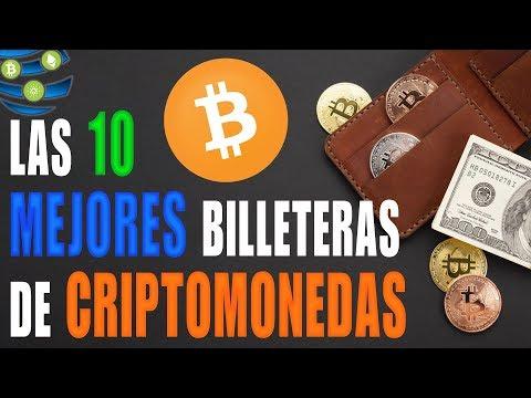 ✅Las Mejores 10 BILLETERAS De CRIPTOMONEDAS