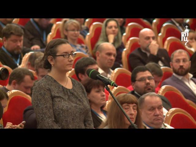 Патриарх Кирилл об общественном согласии в понимании русской истории