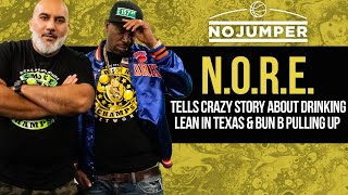 NORE Tells Crazy Story About Drinking Lean in Texas & Bun B Pulling Up