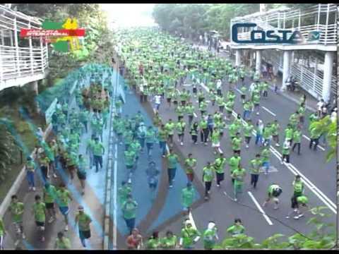 COSTA PRODUCTION - JAKARTA INTERNATIONAL 10K 2012