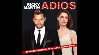 Watch Ricky Martin Adios video
