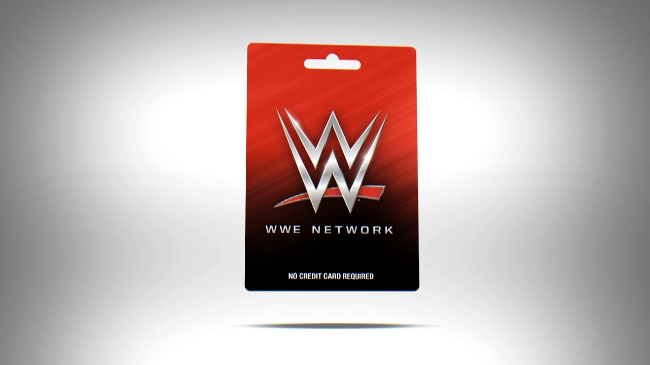 Get the WWE Network Prepaid Card - Available now at 7-Eleven ...