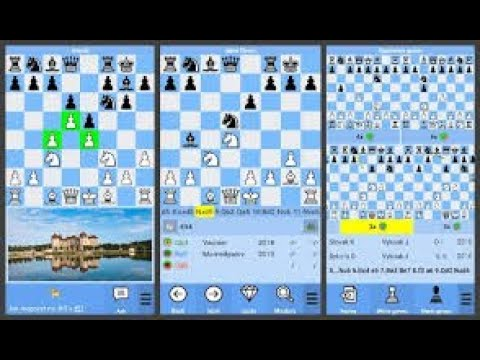 AlienSeries - Your Free Android Chess Application - Games
