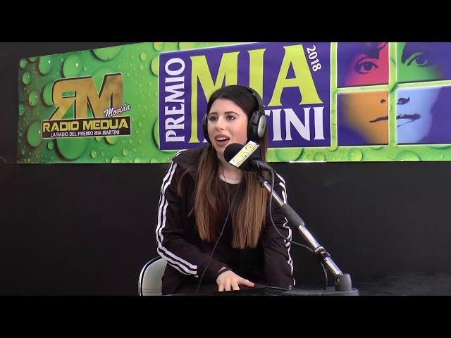 FRANCESCA PRESTO intervista su Radio Medua