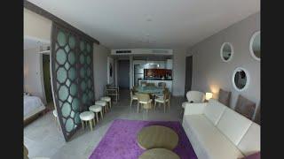 Azul Fives Hotel Room (5 Star Suite)