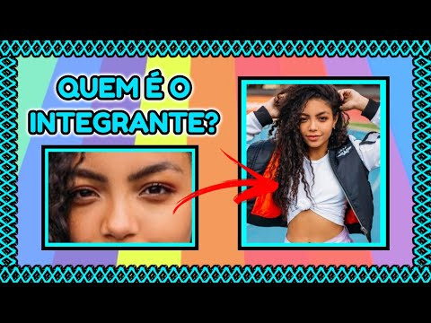 NOW UNITED: ADIVINHE O INTEGRANTE (Guess The Member With A Face Part)