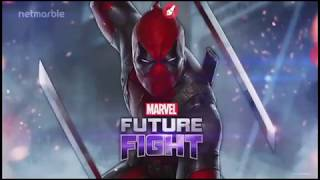[[ Trailer Deadpool Coming in MFF ]] Marvel Future Fight HINDI INDIA