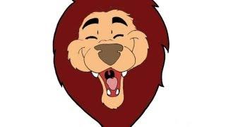 Roar Like a Lion! (Children