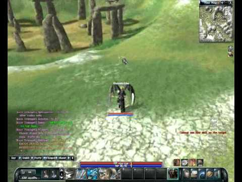 Archlord Gameplay 2010 – Human Archer