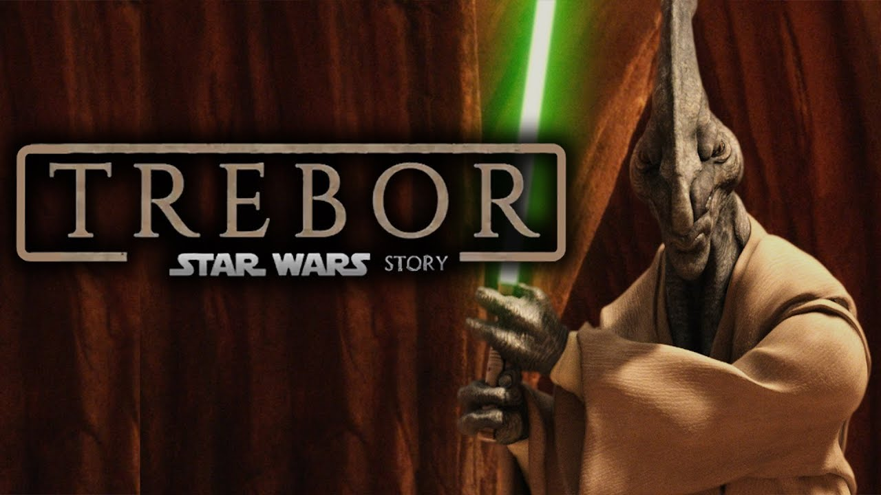 Trebor A Star Wars Story Official