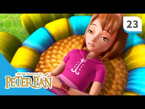 The New Adventures Of Peter Pan - Episode 23 - Wendy Disperses Herself FULL EPISODE