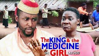 The King & The Medicine Girl Season 7&8 - Mercy Johnson 2019 Latest Nigerian Nollywood Movie
