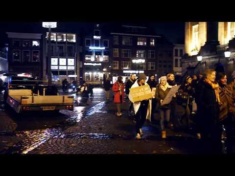 RECLAIM THE STREETS  09-11-2017 Groningen