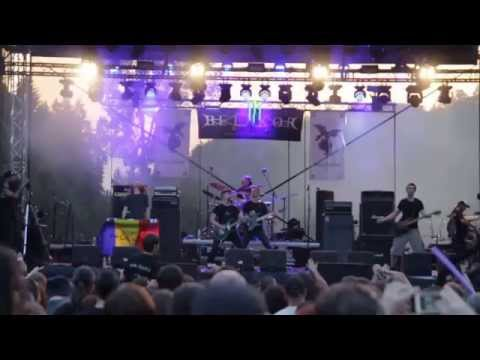 Be'lakor - Roots to Sever (Live at Rockstadt Extreme Fest, Rasnov, Romania, 13.08.2015)