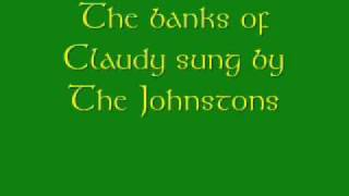 The banks of Claudy