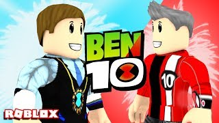 BEN 23 vs ALBEDO In Roblox!! (Ben 10 Arrival Of Aliens) /w ItsGriffin