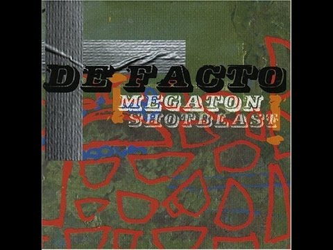 De Facto - Megaton Shotblast (Full Album 2001) thumbnail