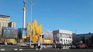 """Вітання на Параді """"Слава Україні"""" (відповідь дівчат-курсанток)"""