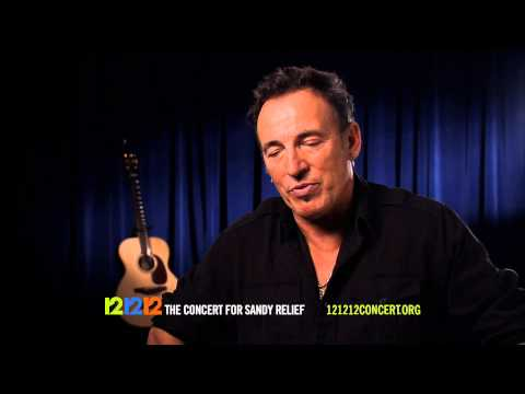 Bruce Springsteen for Sandy Relief: Watch 12-12-12 streaming on Facebook
