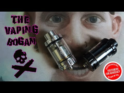Azeroth RTA | Coil Art | Tri Coil Postless Deck | But is 3 better than 2? | The Vaping Bogan