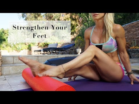 Strengthen Your Feet - 5 Minute Fit Friday with Z