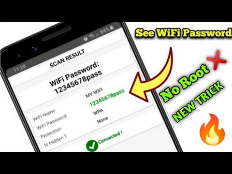 Download How to see connected wifi password   Show Wifi Password Without Root