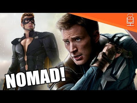 Nomad Confirmed by Chris Evans for Avengers Infinity War?