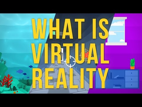 What is Virtual Reality (Explained in 360 Video)