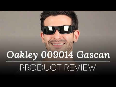 Oakley Gascan On Face